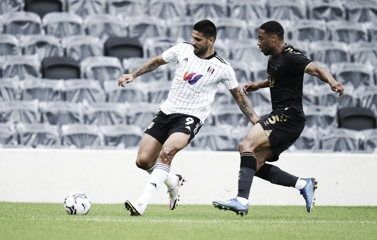 Resumen Fulham 1-1 Middlesbrough in EFL Championship