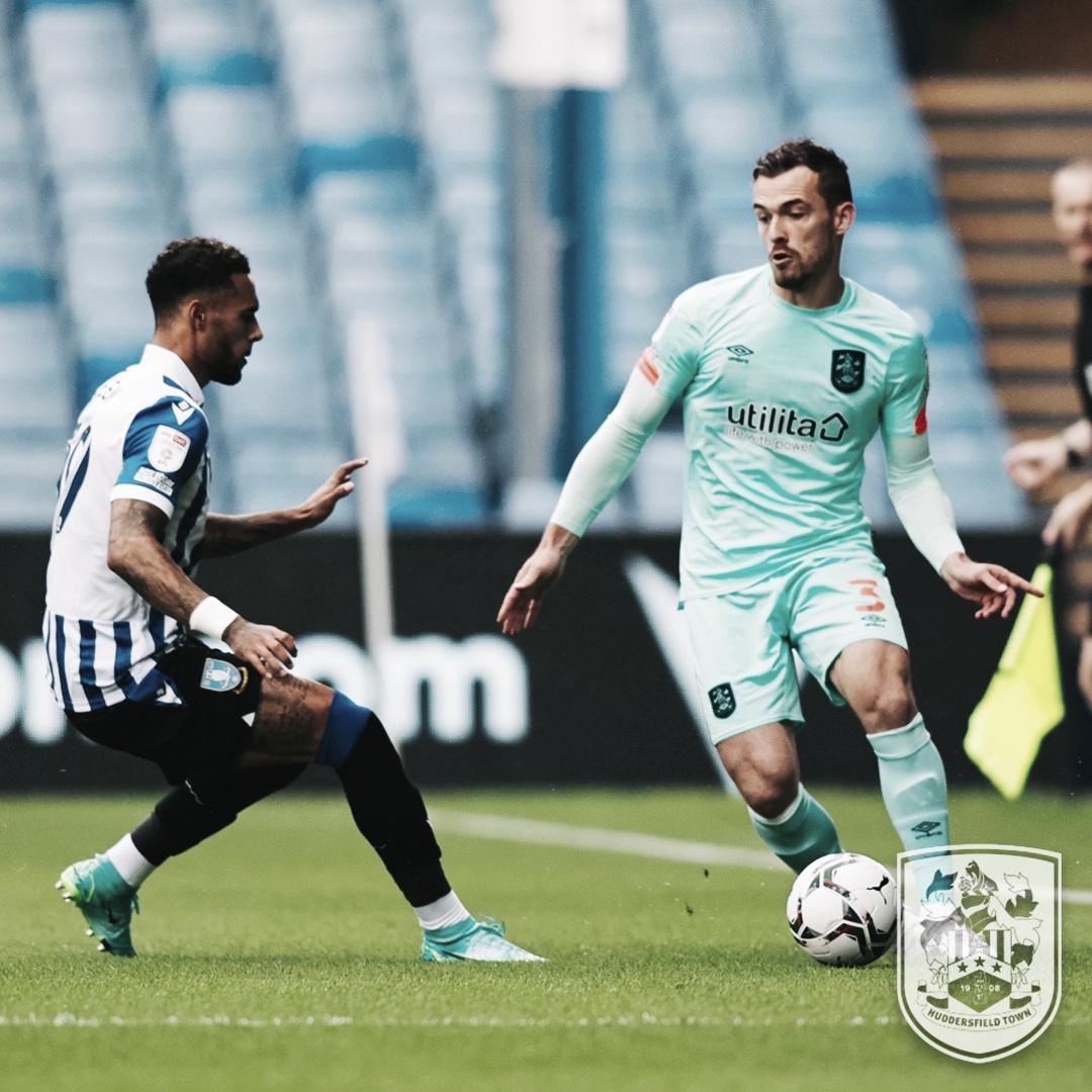 Resumen Derby County 1-1 Huddersfield en EFL Championship 2021