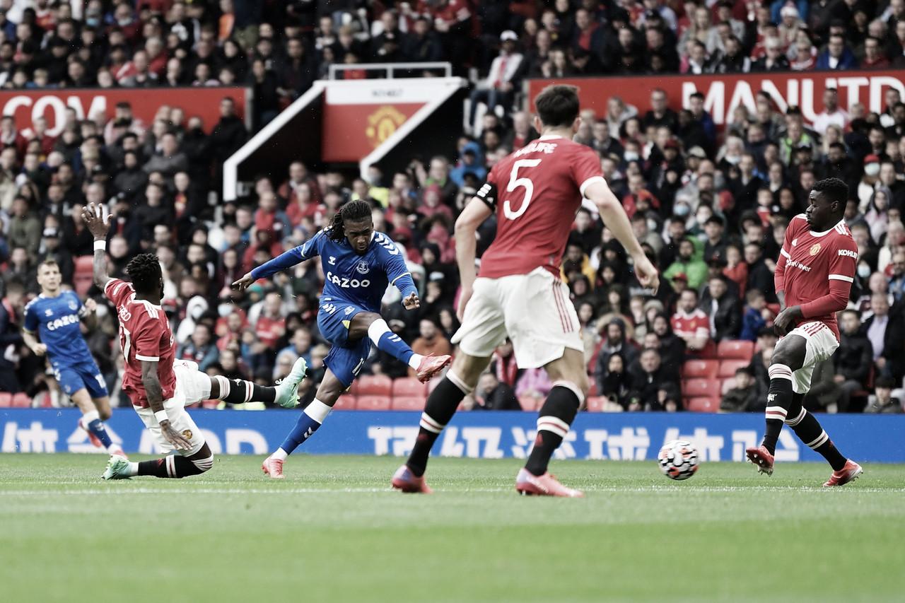 Resumen Everton 3-1 Southampton en Premier League 2021