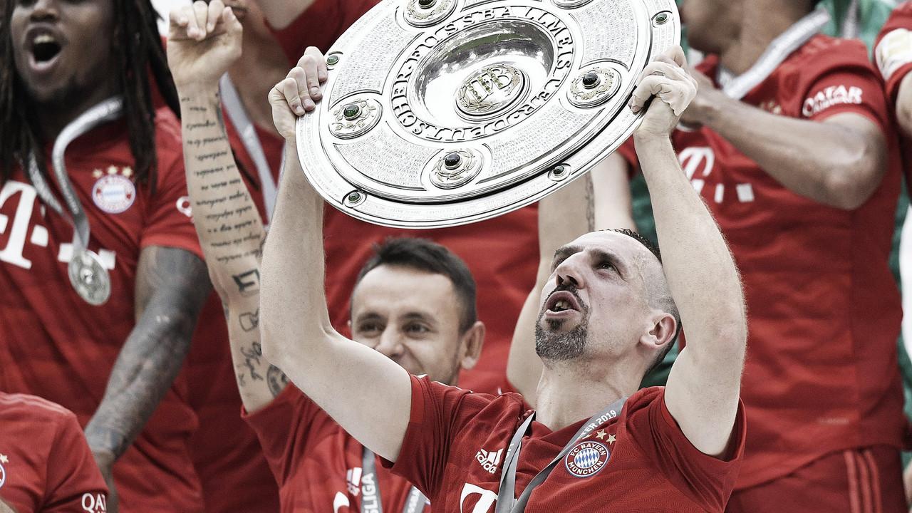 Ribery foi oferecido ao Santos, mas alto salário trava negócio