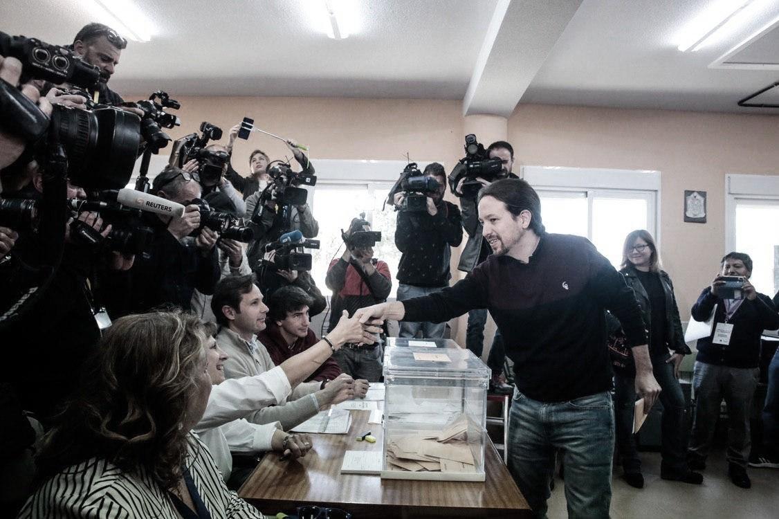 Reunión entre Sánchez e Iglesias, ¿principio de acuerdo?