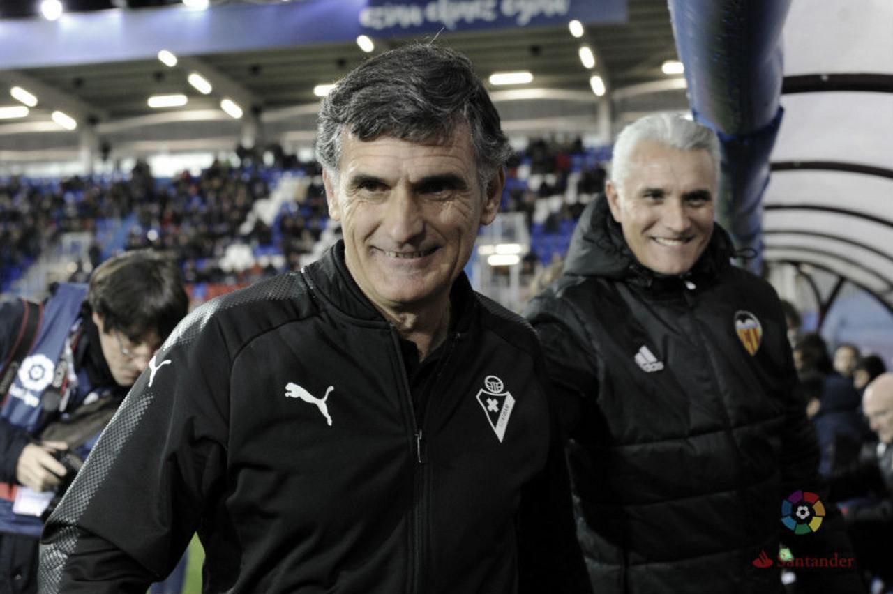 Previa SD Eibar - Valencia CF: Defender el fortín de Ipurua como único objetivo