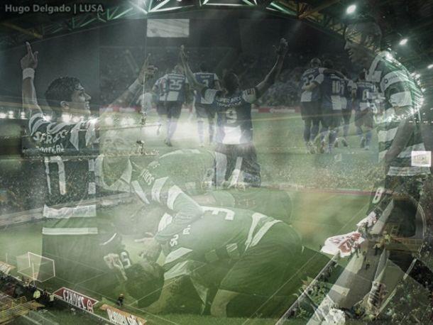 Ataque contra ataque no «clássico» Sporting x Porto