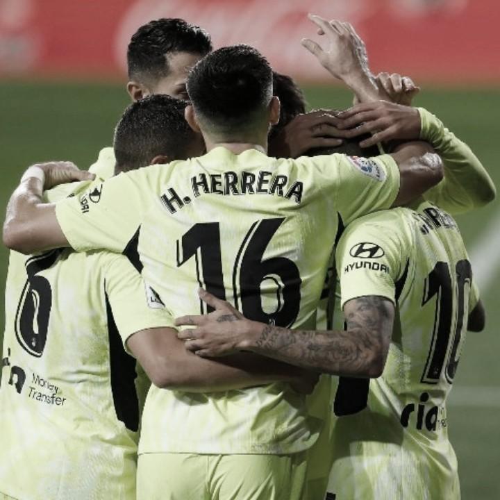 Resumen Lokomotiv Moscú vs Atlético de Madrid (1-1) en UEFA Champions League 2020