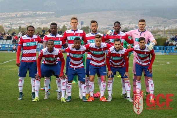 El Granada B consigue tres puntos de oro frente al Algeciras