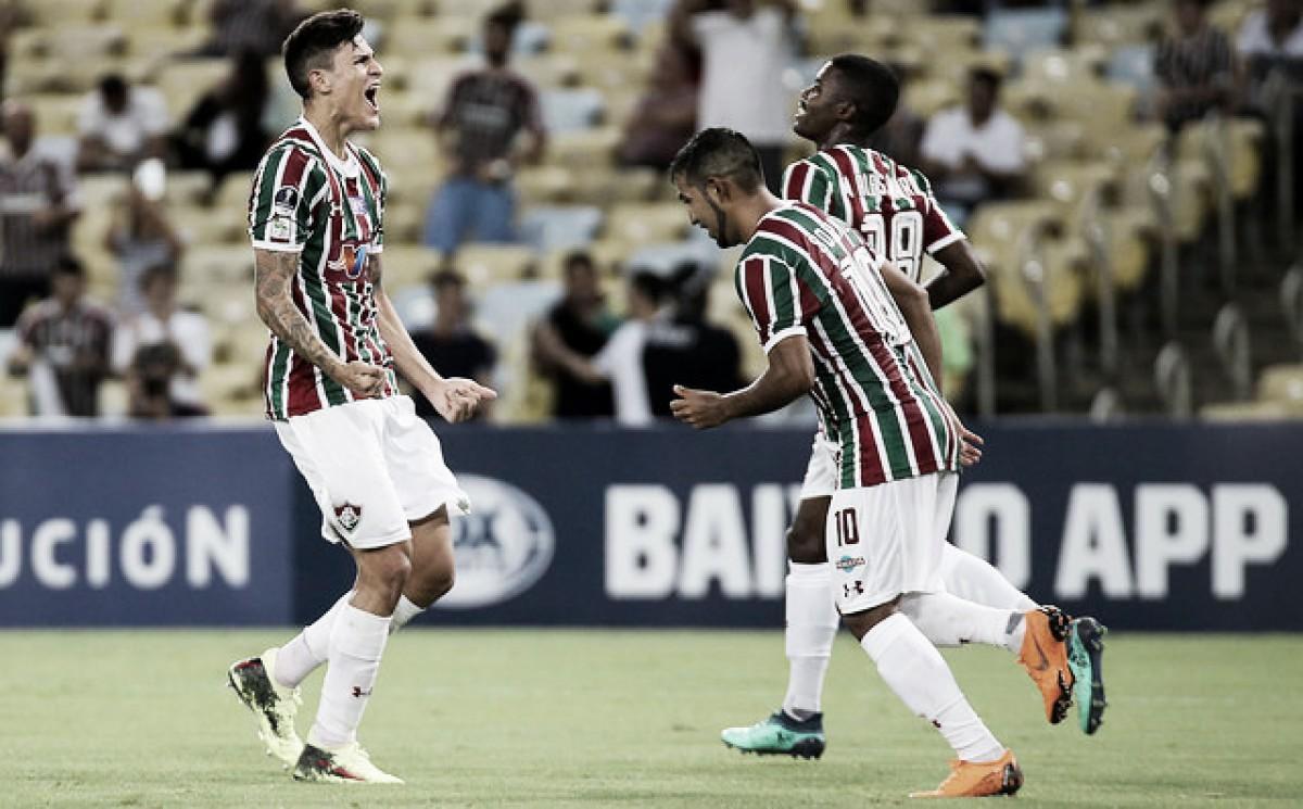 Não deu, bolivianos! Fluminense vence 'catimba' e sai na frente no embate contra Nacional Potosi