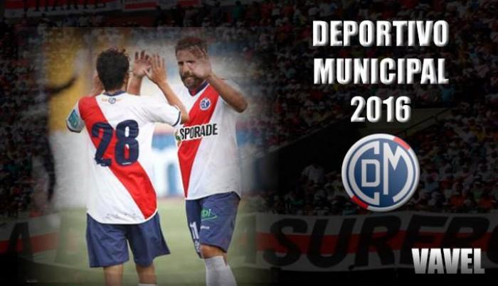Deportivo Municipal 2016: El gran paso de la Academia