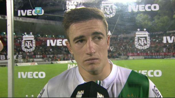 """Noir: """"El gol hay que gritarlo siempre porque es alegría"""""""