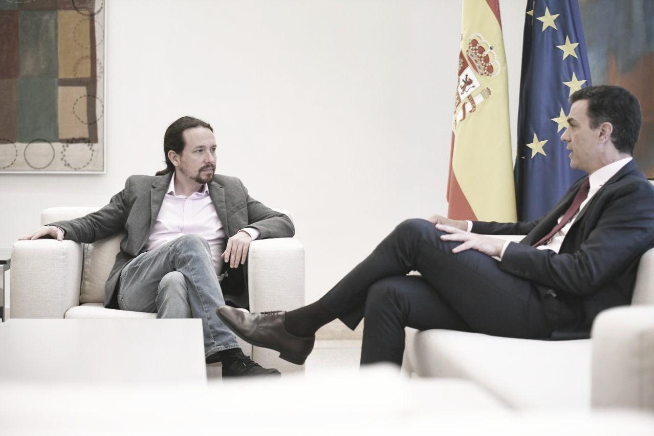 La consulta de Podemos