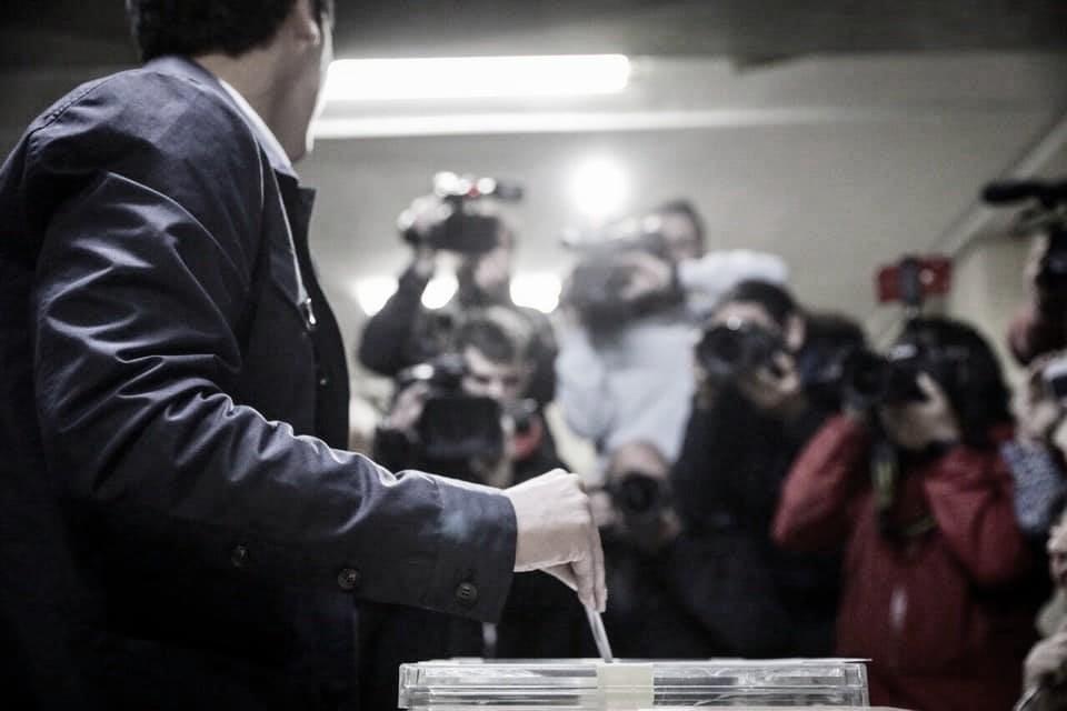 10-N: Nueva cita electoral
