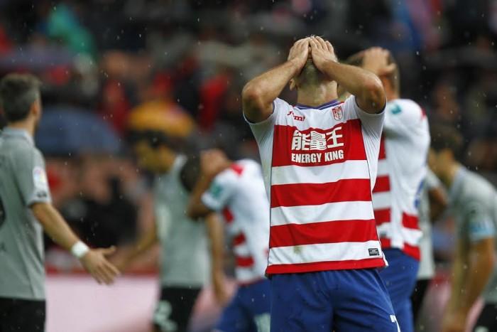 Resumen Granada CF 2016/17: lo peor de la temporada