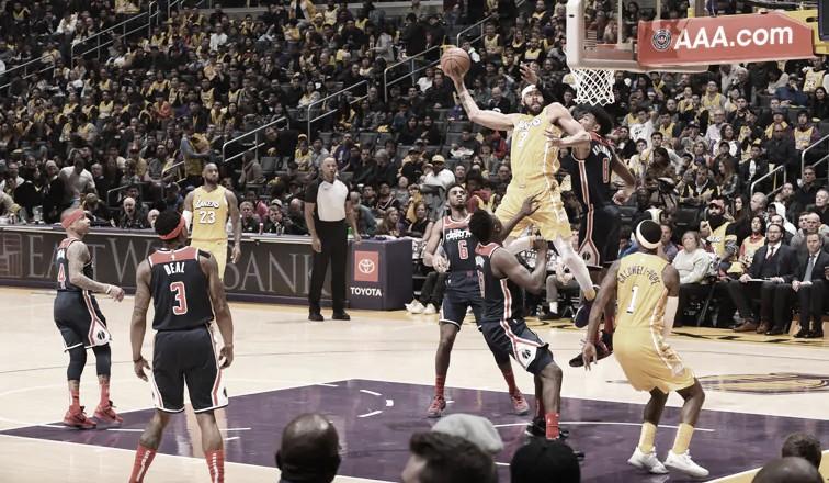 """Los Angeles Lakers: al """"Rey"""" solo le vale ganar"""