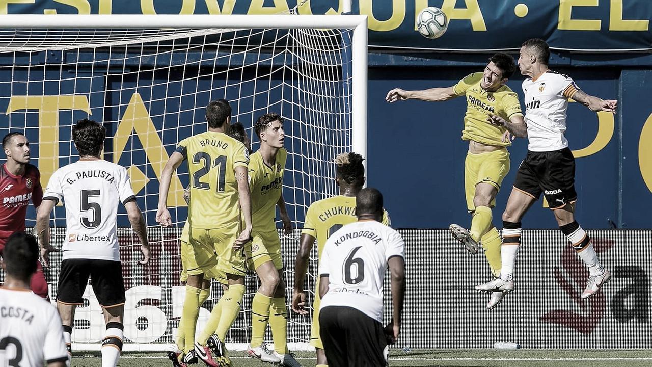 El Villarreal acaba con las aspiraciones Champions del Valencia