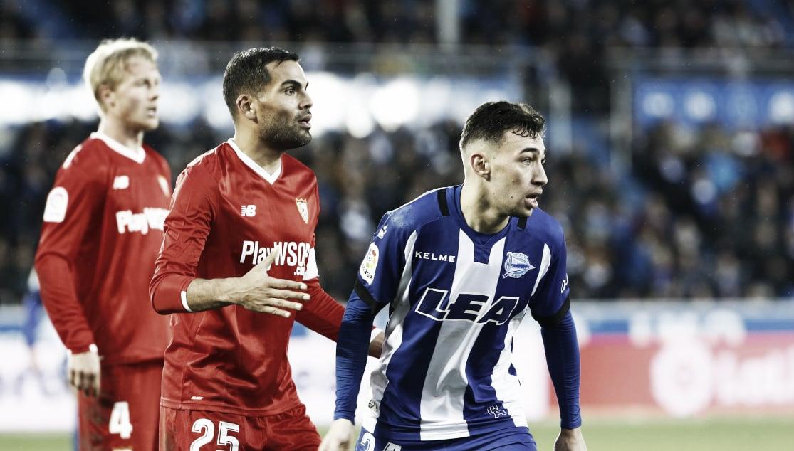 Resumen Alavés vs Sevilla FC (1-1)