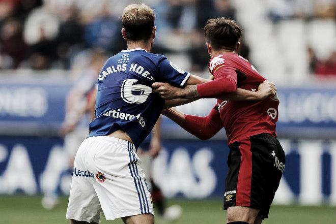 Una vuelta atrás: Real Oviedo 1-1 RCD Mallorca