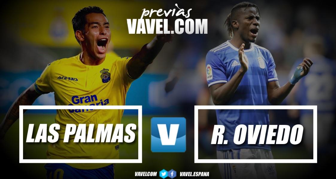 Previa UD Las Palmas vs. Real Oviedo: en busca de la tercera consecutiva