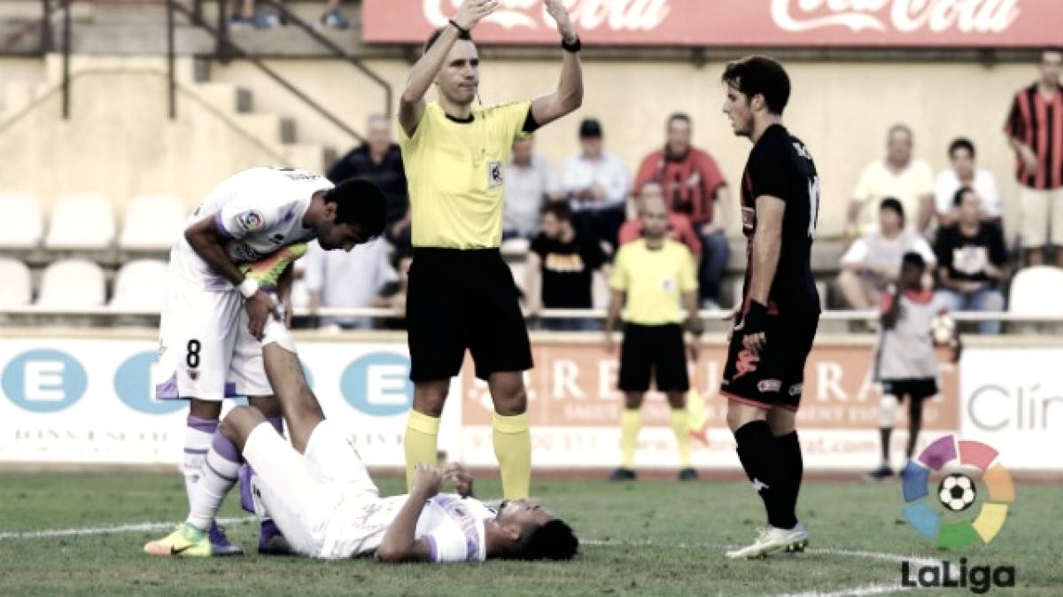 Analizando a Gorostegui Fernández, árbitro del Córdoba C. F. - Real Oviedo