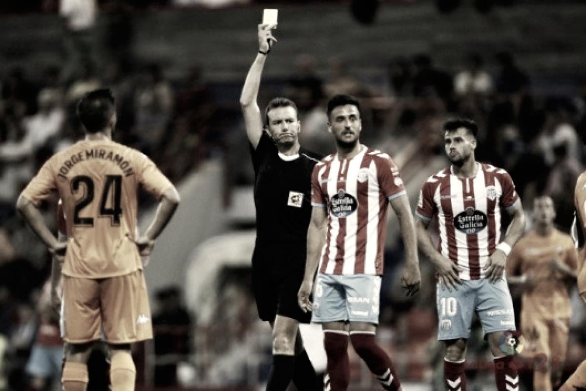 Analizando a López Toca, árbitro del Real Oviedo - Lorca
