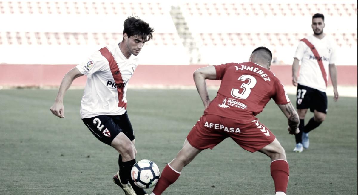 Analizando al Sevilla Atlético