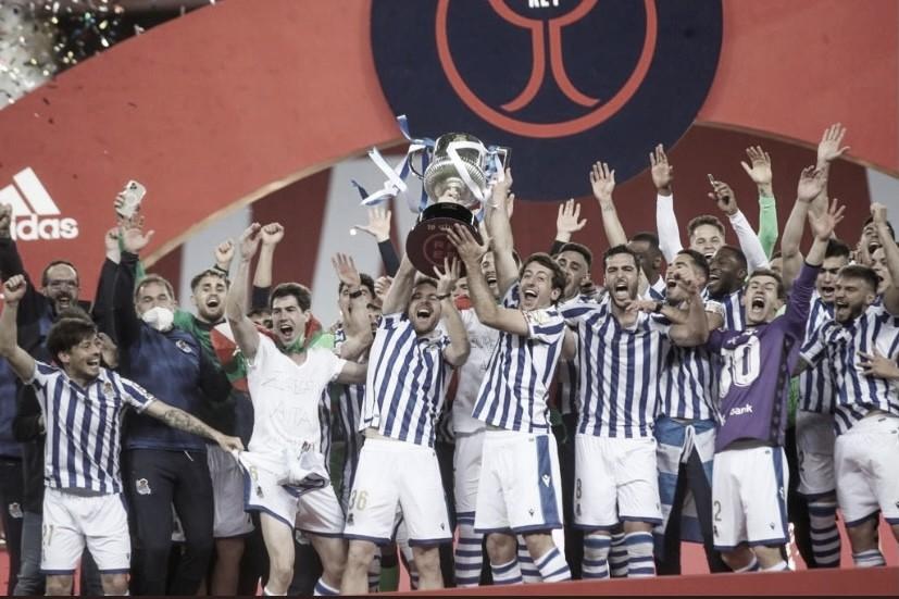 La Real Sociedad gana la Copa del Rey 2020 ante su eterno rival