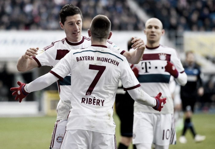 Franck Ribéry solo piensa en Múnich