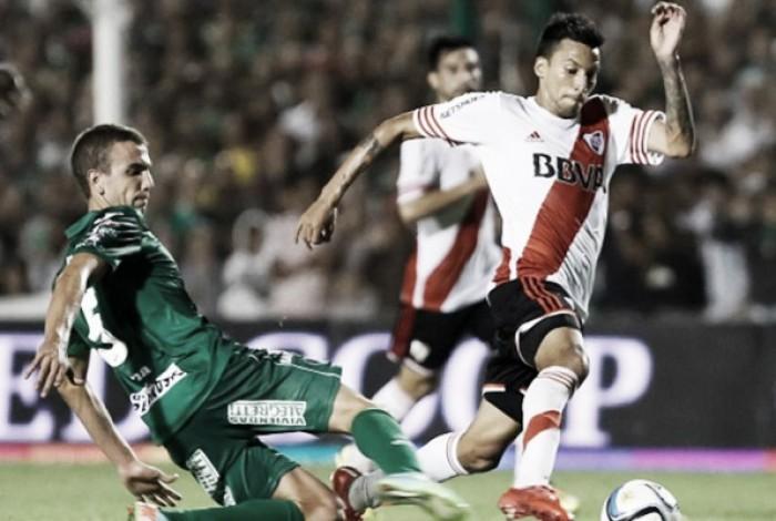 Previa River Plate - Sarmiento: el Verde quiere dar el batacazo