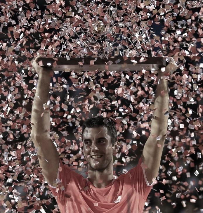 """<p><font><b>Laslo Djere se quedó con el título de la primera edición del ATP 250 de Cerdeña. Foto:&nbsp;</b></font><span style=""""text-align: center;""""><b>www.</b></span><b>espn.com</b></p>"""
