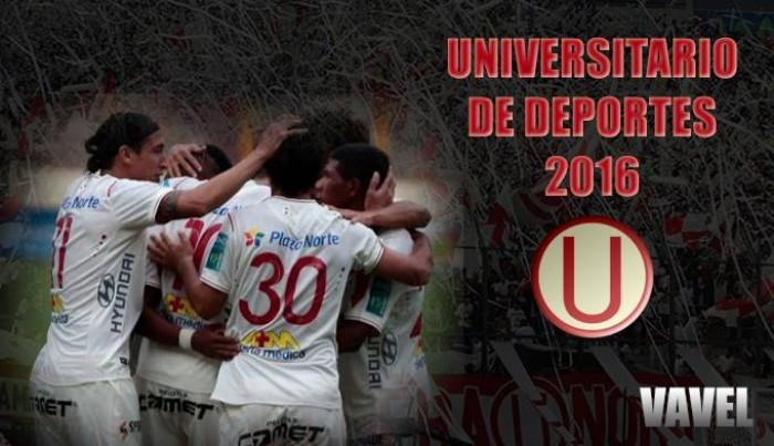 """Universitario de Deportes 2016: La nueva 'crema' grita """"presente"""""""