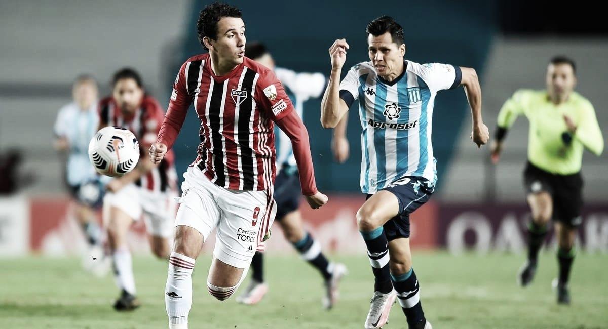 San Pablo - Racing por Copa Libertadores: La previa