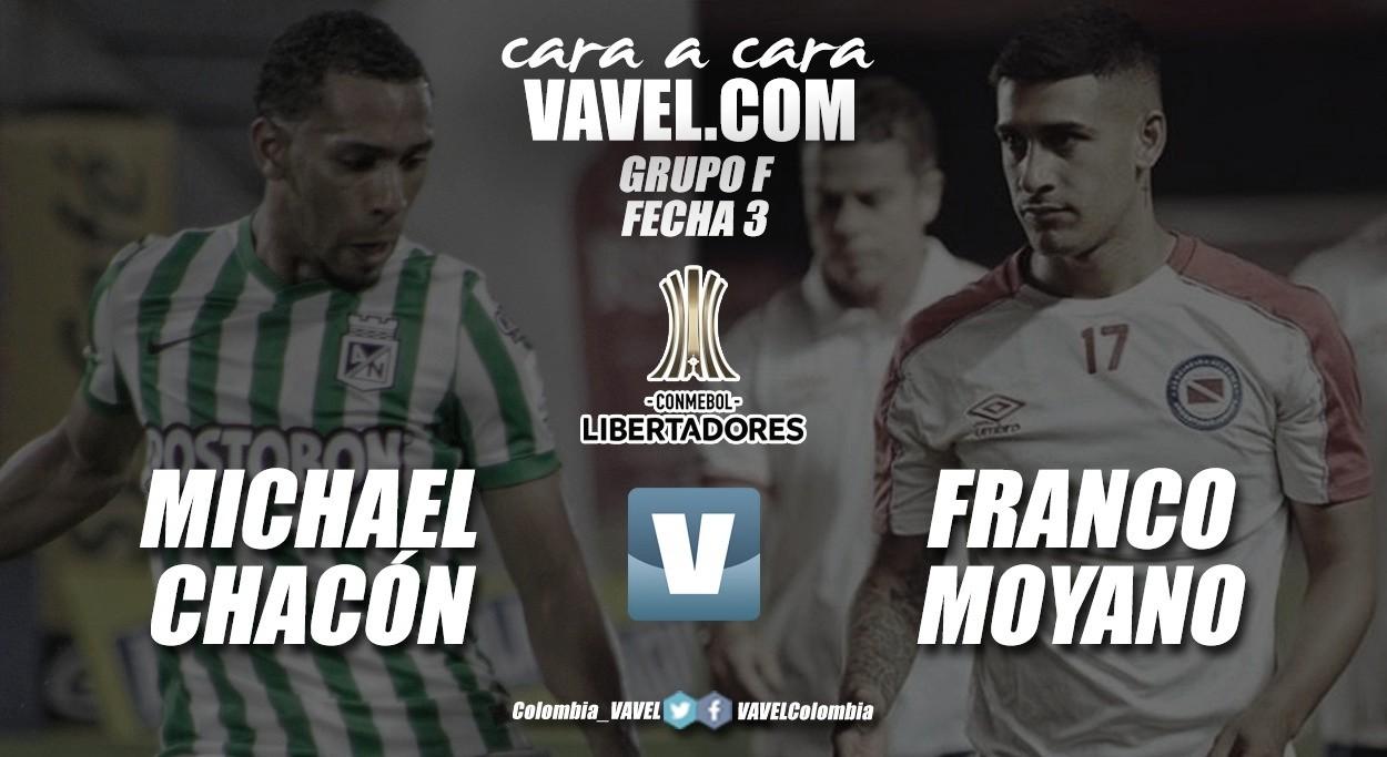 Cara a Cara: Michael Chacón vs Franco Moyano