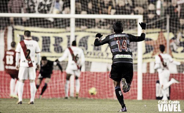 Fotos e imágenes del partido Rayo Vallecano - Granada de la decimosexta jornada de Liga BBVA