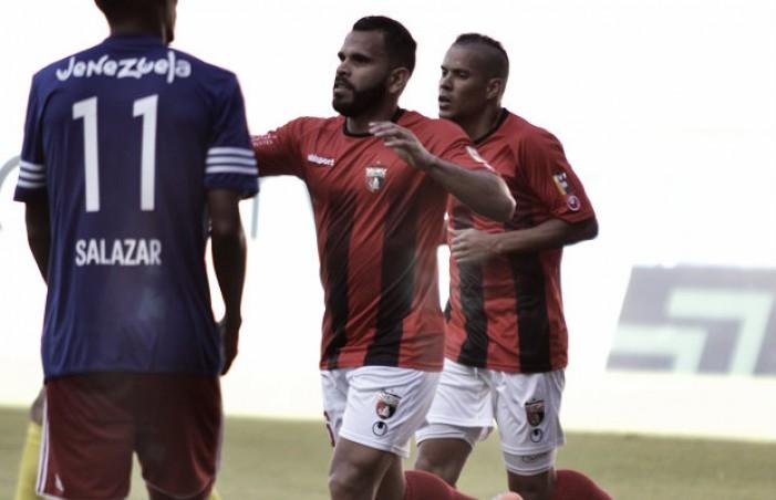 "Jesús ""Patoncito"" González: ""Logramos el primer objetivo del torneo"""