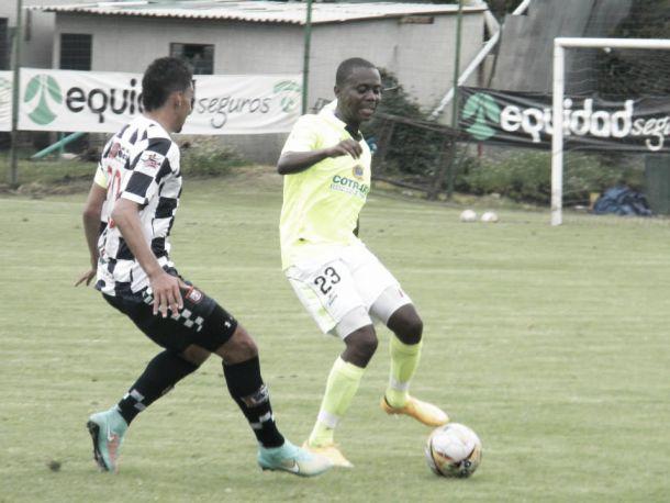La Equidad venció al Boyacá Chicó