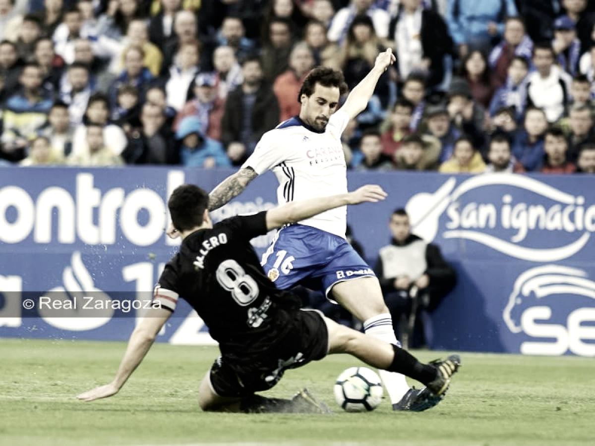 Plan semanal del Real Zaragoza