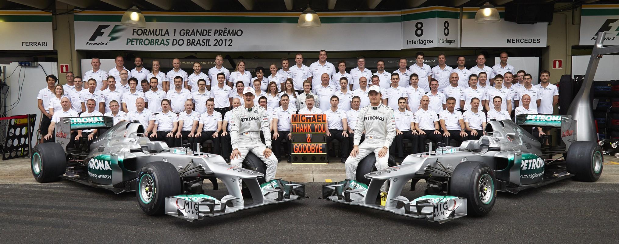 El año de Mercedes: ingeniería alemana en el punto de mira