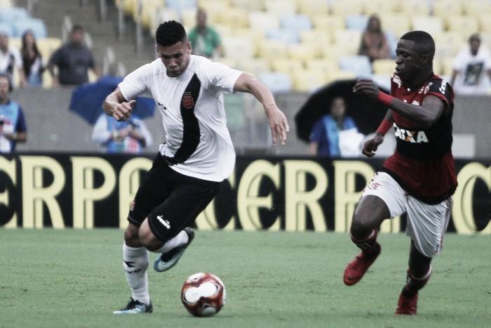 Análise: Vasco sofre mais uma vez com falta de criatividade no meio-campo