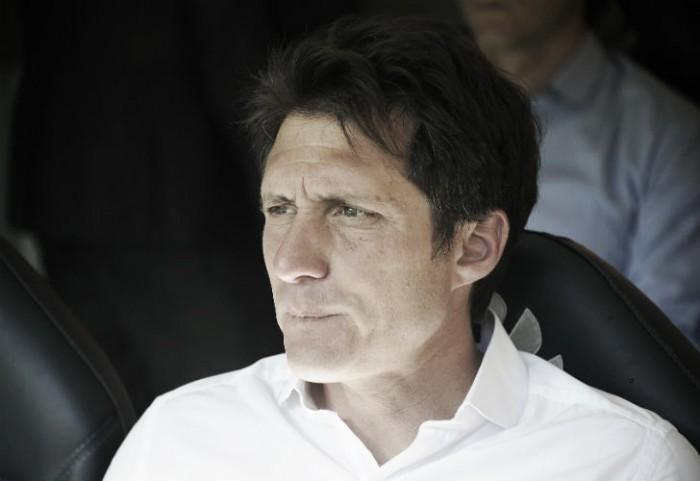 """Barros Schelotto: """"Definimos el partido rápidamente"""""""