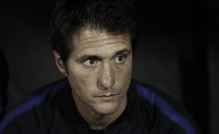 """Guillermo Barros Schelotto: """"Estamos punteros hace un año y queremos volver a salir campeones"""""""