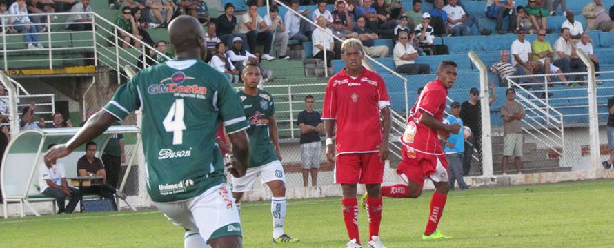 Tombense, Caldense e Araxá se dão bem em rodada do Campeonato Mineiro