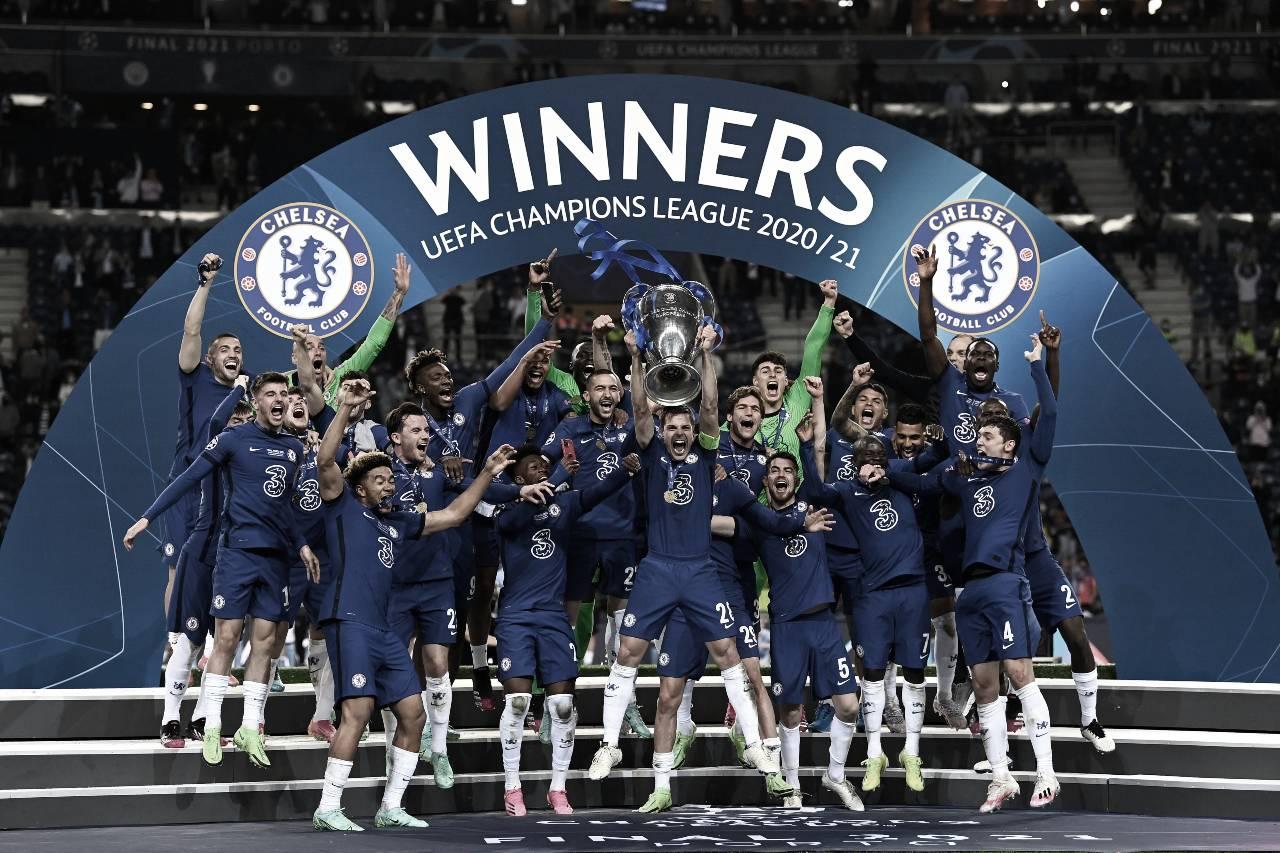 El Top 5 de la final de UEFA Champions League