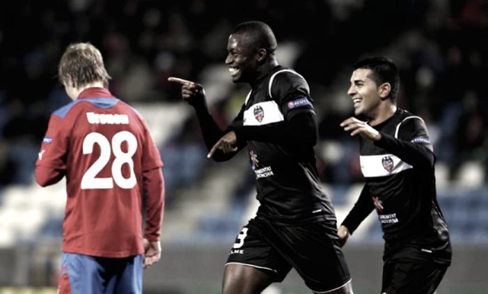 Cinco años del histórico pase del Levante UD a dieciseisavos de Europa League