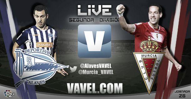 Deportivo Alavés - Real Murcia en directo - VAVEL.com