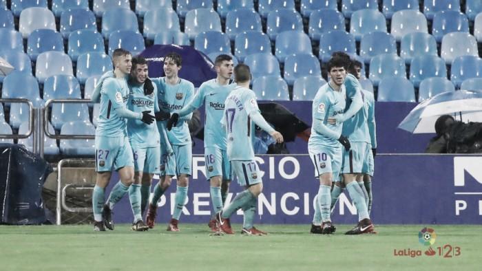 Próximo rival del Real Valladolid: FC Barcelona B
