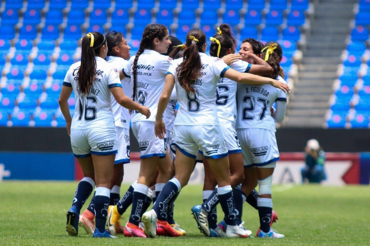 La Franja Femenil se despide del torneo con triunfo ante América