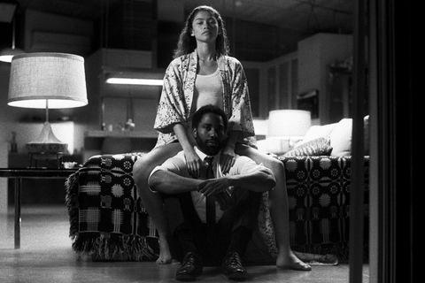 'Malcolm y Marie', la nueva película de Zendaya y John David Washington estrena tráiler