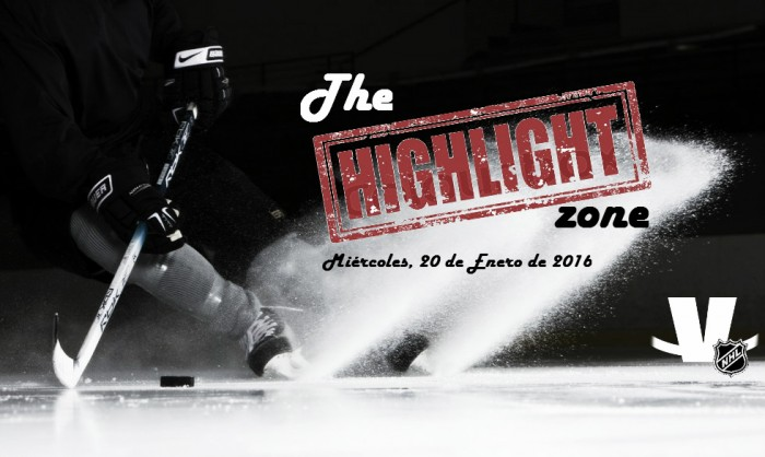 The Highlight Zone: goles y rebotes