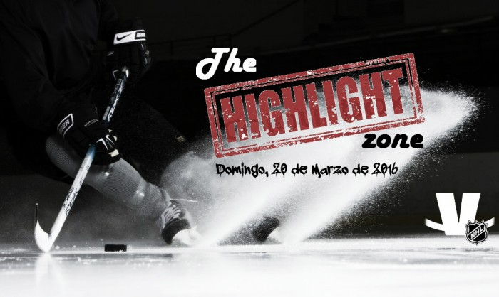 The Highlight Zone: duelo entre Colorado y Minnesota