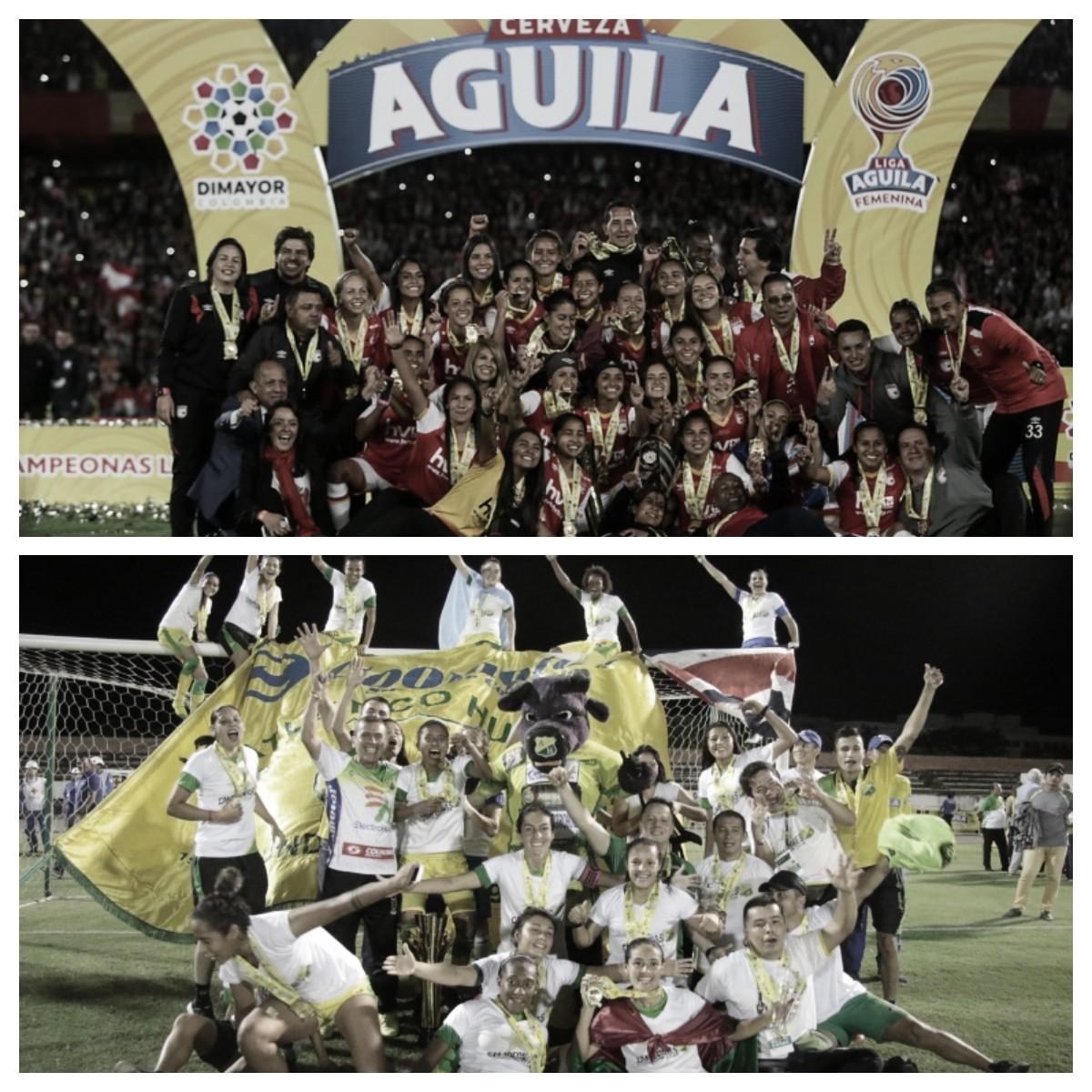 Primera fecha de la Liga Aguila Femenina 2019