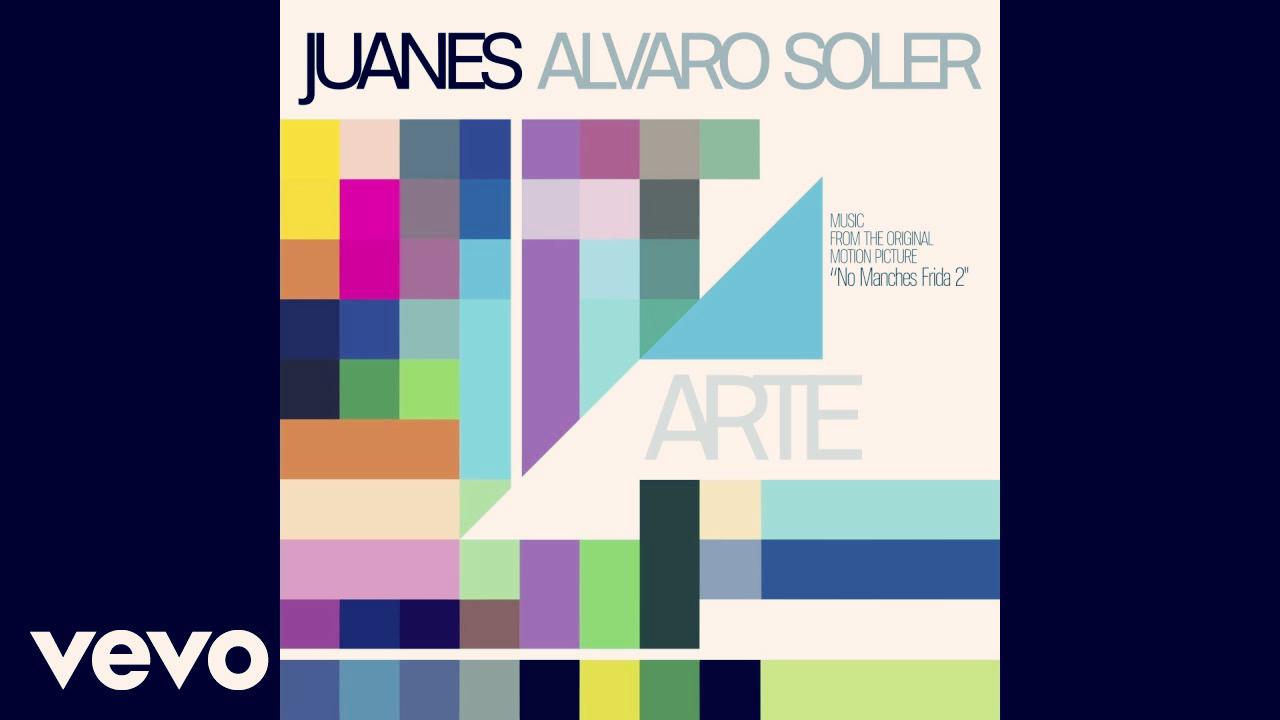 ARTE, la nueva canción de Juanes con Álvaro Soler