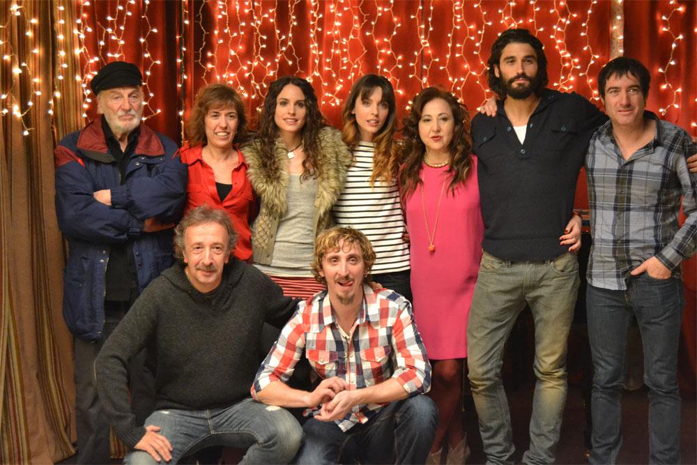 Se rueda en Madrid 'Kamikaze' y hablamos con sus protagonistas